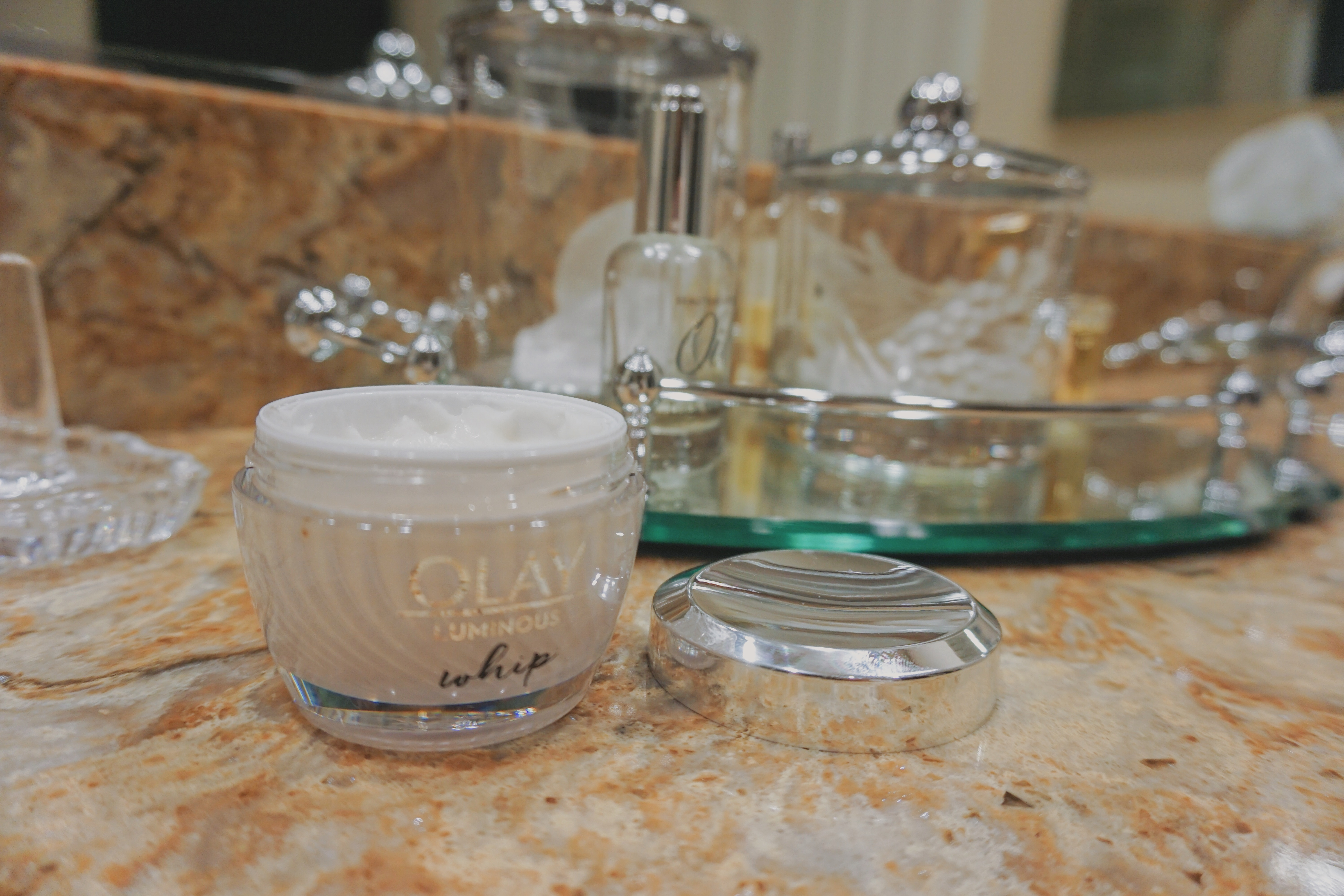 Simplifying My Skincare Routine with Olay Whips