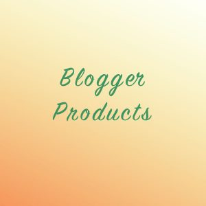 Blogger Products