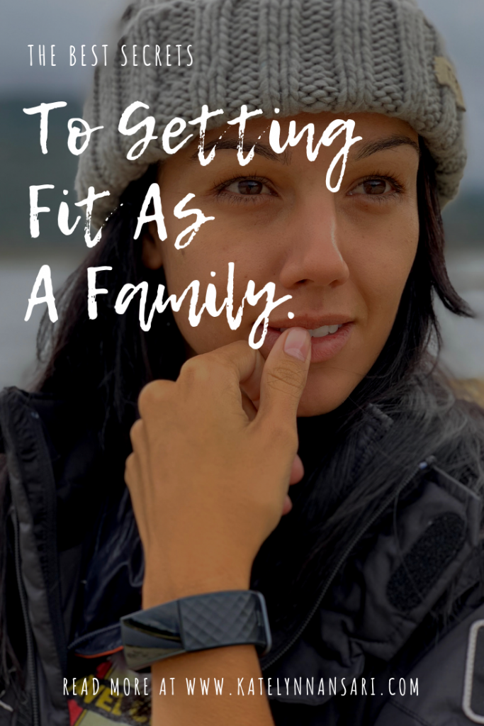 The Best Secrets To Getting Fit As A Family