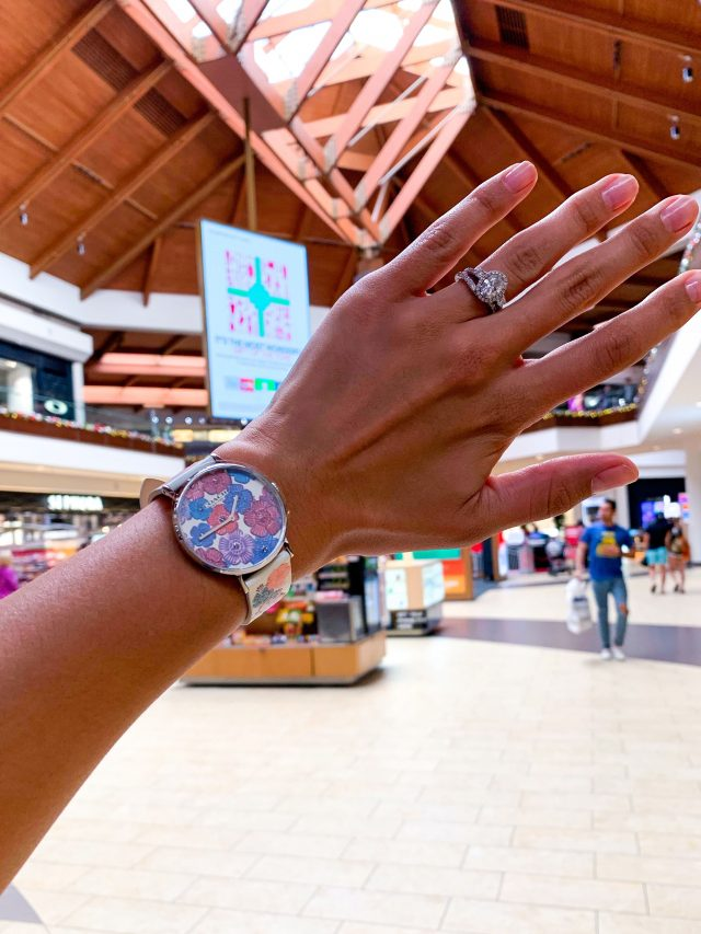 Being Spontaneous as a New Mom --- #CoachWatch #Macys #NewMom