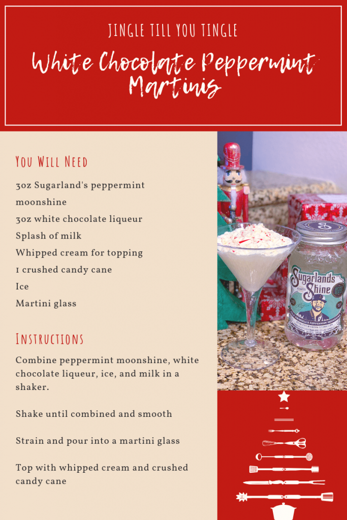 Jingle till You Tingle --- Holiday cocktails perfect for any party via www.katelynnansari.com