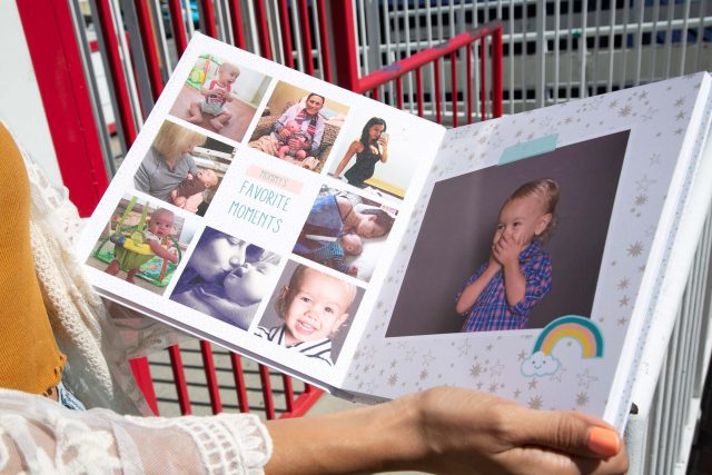 A Cool Mom's Guide to Creating a Modern Day Baby Book via www.katelynnansari.com
