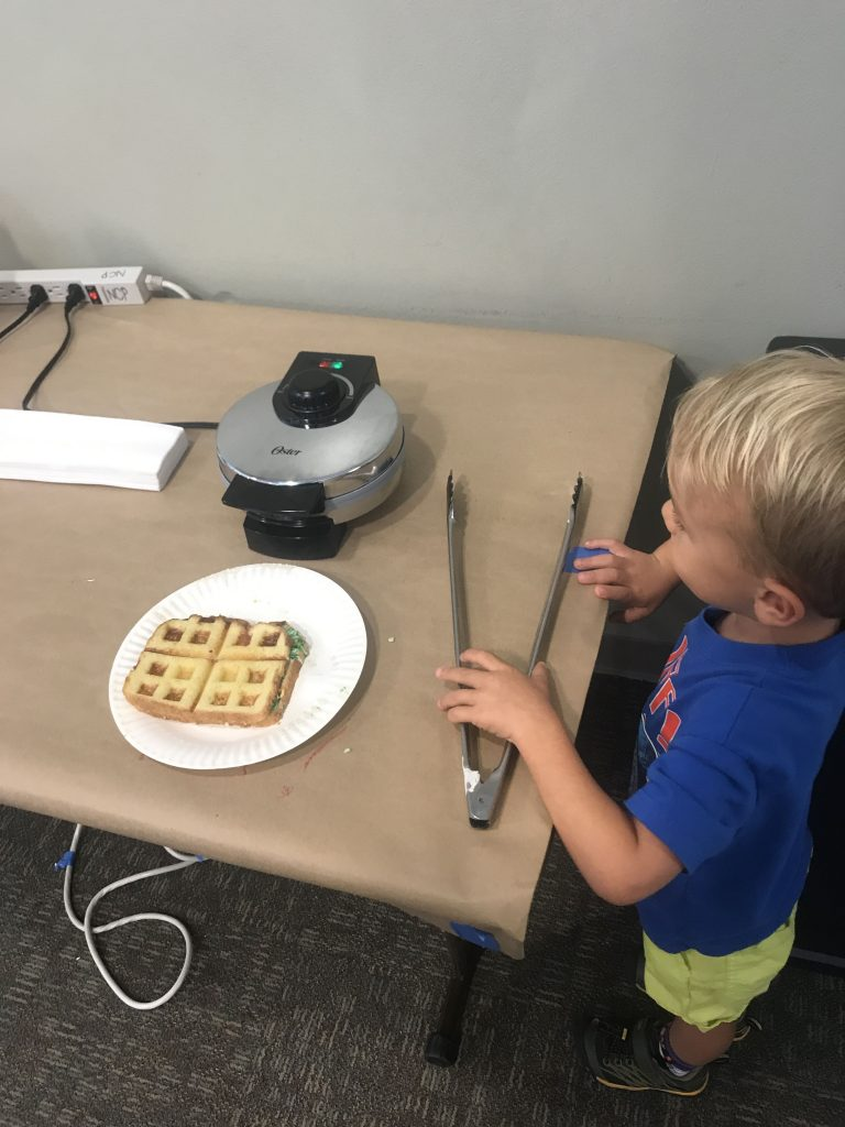 Kid Cooks: How to Make Kid-Friendly Rainbow Grilled Cheese