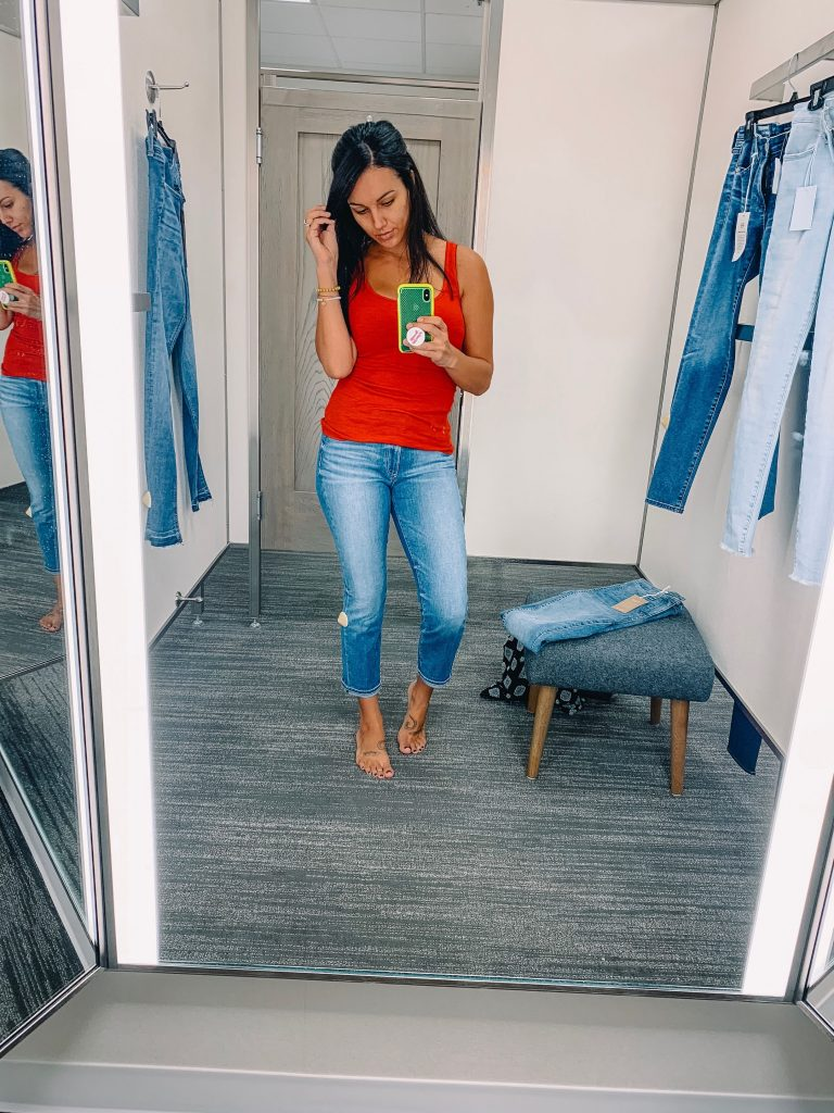 My Journey to Finding the Perfect Pair of Denim Jeans