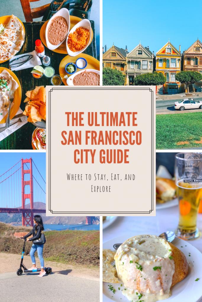 Pinterest, Tourism, San Francisco, Travel Blogger, Honeymoon, Alaska Airlines, SF, Painted Ladies, Golden Gate Bridge, Clam Chowder, Good Mexican Food